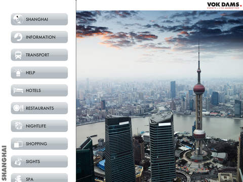 Shanghai Guide iPad Screenshot 2