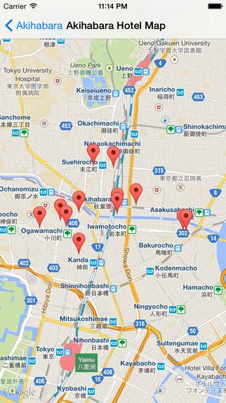 Tokyo Information Lite