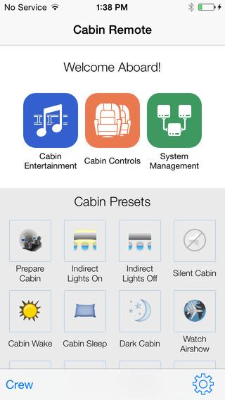 Venue Cabin Remote