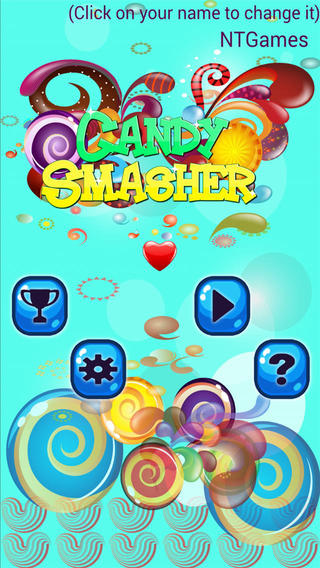 Candy Smasher Touch FREE