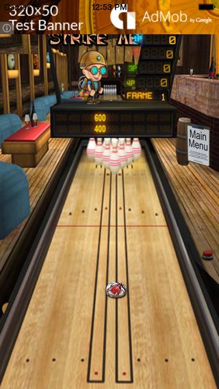 Strike Bowl