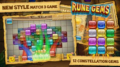 Rune Gems - Deluxe. Скрин 4