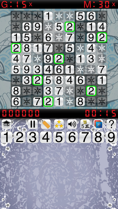 Sudoku Ninja iPhone Screenshot 5