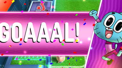 CN Superstar Soccer – Cartoon Network Characters in Multiplayer Sports Action Game screenshot 4