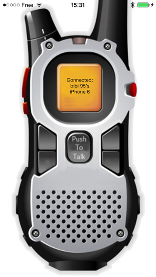 Bluetooth Walkie-Talkie FREE