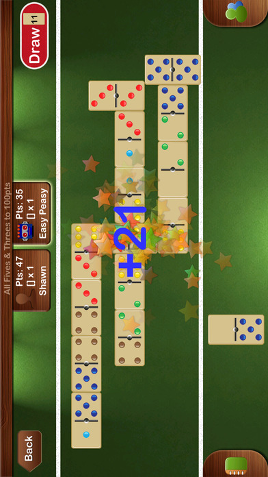 Screenshot 3 Dominoes
