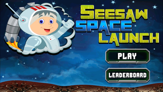 Seesaw Space Launch