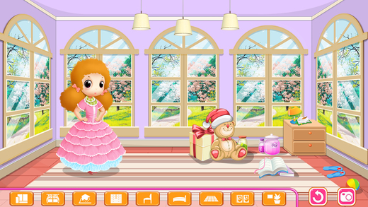 Princess Room Decoration Girl Games On The App Store