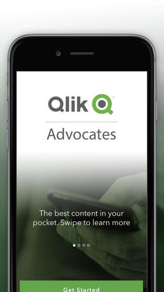 Qlik Social Sharing