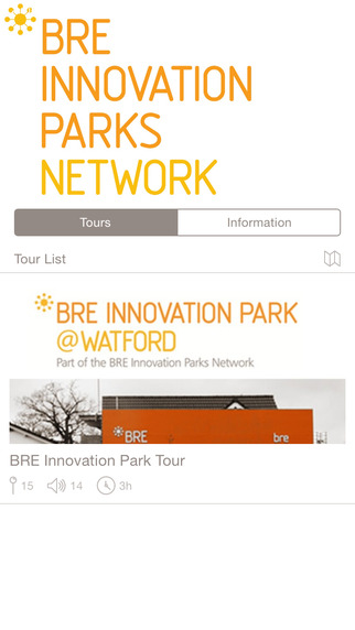 【免費旅遊App】BRE Innovation Park @ Watford-APP點子