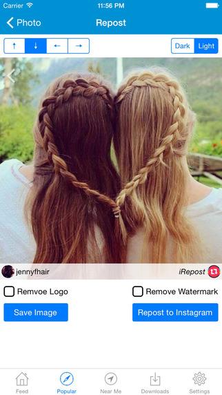 iRepost for Instagram FREE - Repost Regram Save Photos Videos - InstaSave