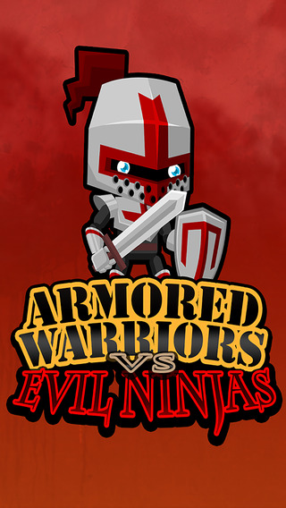 Armored Warriors vs Evil Ninjas PRO