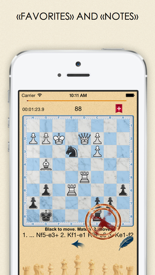 Chess Book - Mate in two collection one