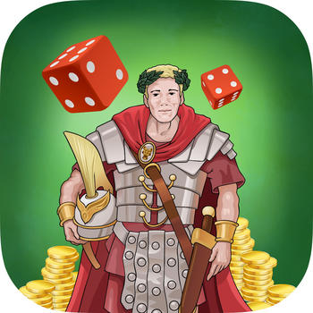 Caesar Rules Craps FREE - Roll the dice and beat the odds LOGO-APP點子