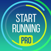 Start running PRO! Walking-jogging plan, GPS & Running Tips by Red Rock Apps [iPhone]