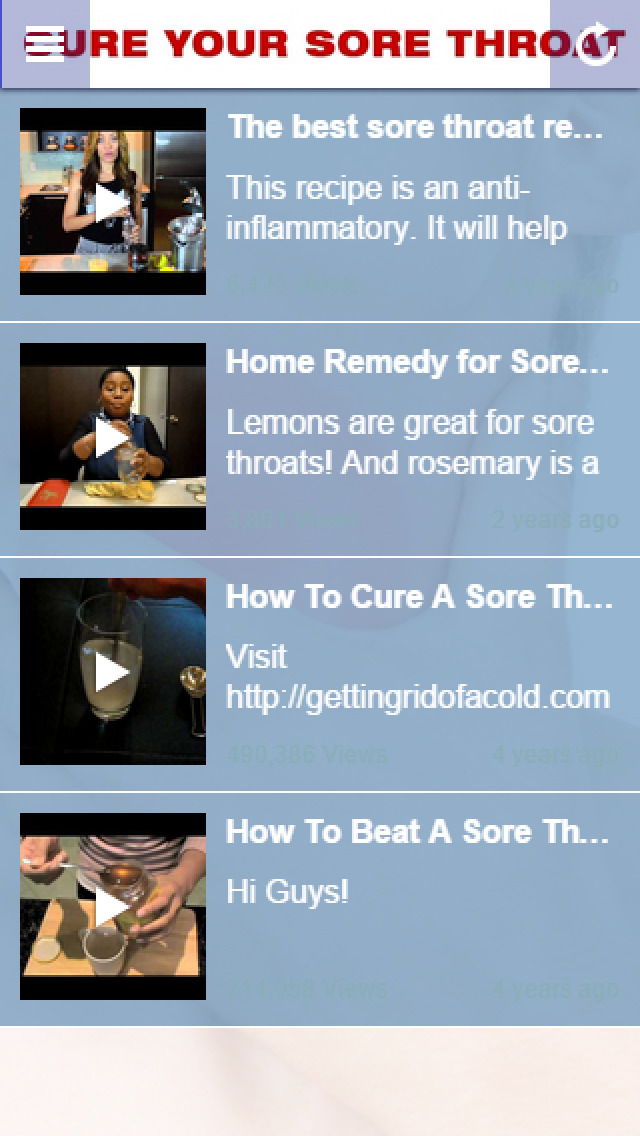 How To Cure A Sore Throat Fast