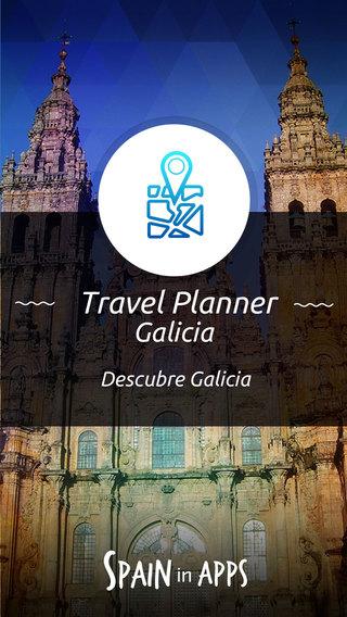 Travel Planner Galicia