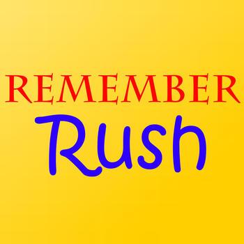 Remember Rush