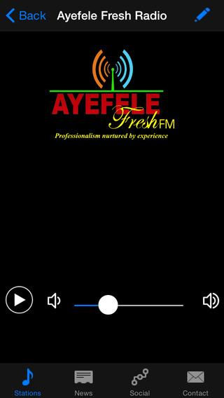 Ayefele Fresh Radio