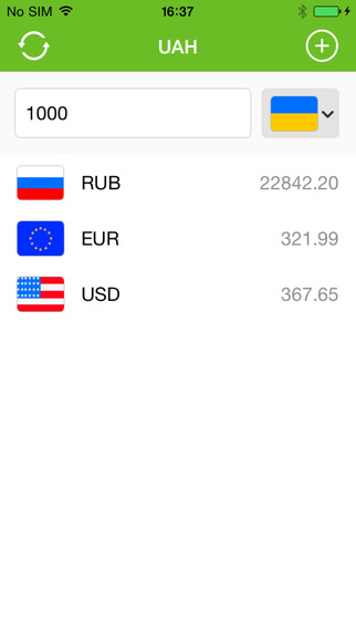 Currency On Time