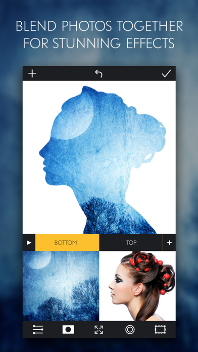 download Blend Pro - Easy to Use Photo Editor for Masking, Layering and Combining Pictures apps 1