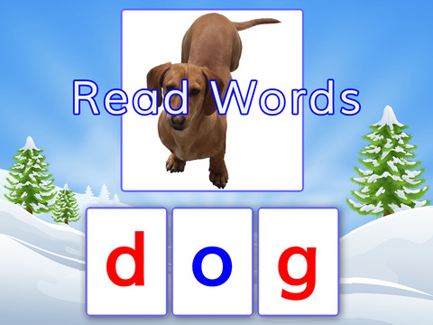 ABC MAGIC READING Short Vowel Words iPad Screenshot 5