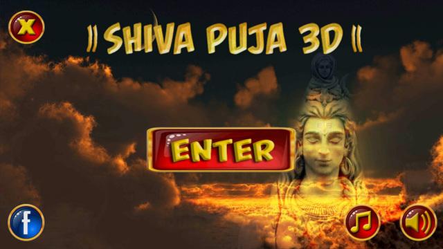 Shiva Puja 3D - Free