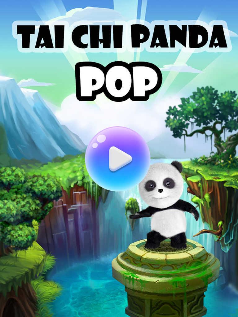 app shopper tai chi panda pop games. Black Bedroom Furniture Sets. Home Design Ideas