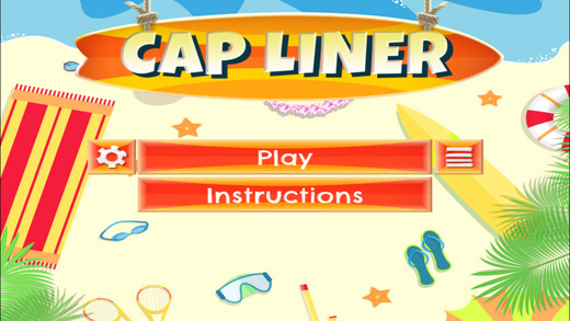 Cap Liner - PRO - Slide Rows And Match Bottle Caps Puzzle Game