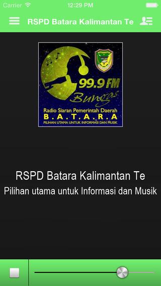 RSPD Batara KalimantanTengah