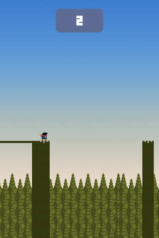 Cross Wall With Stick screenshot 2