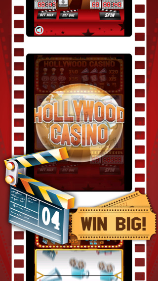 Hollywood Casino - The Best Slots Machine Game to Play