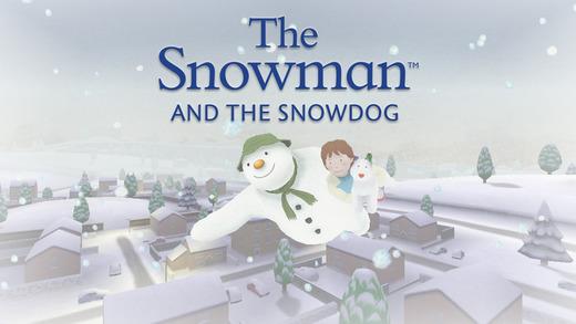 The Snowman The Snowdog 2014