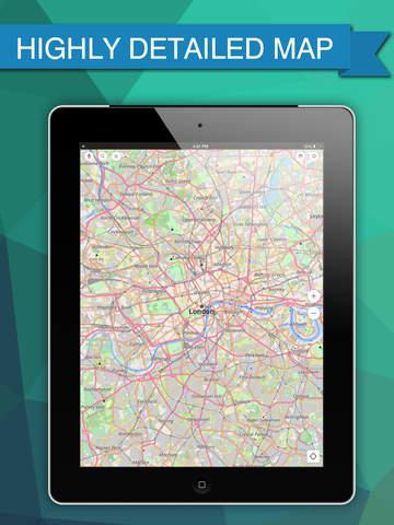 玩免費交通運輸APP|下載Peru Offline Map : For Travel app不用錢|硬是要APP