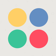 Color Circle Says - The Matching Game mobile app icon