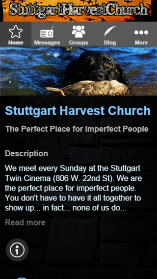 Stuttgart Harvest Church
