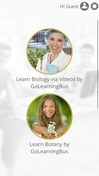 Learn Botany Biology and Zoology by GoLearningBus