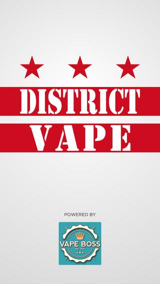 District Vape - Powered By Vape Boss