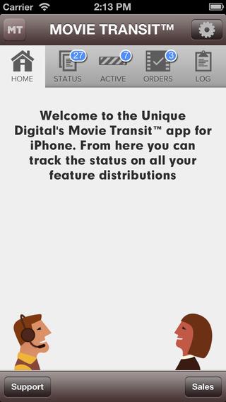 Movie Transit™ Portal Finland