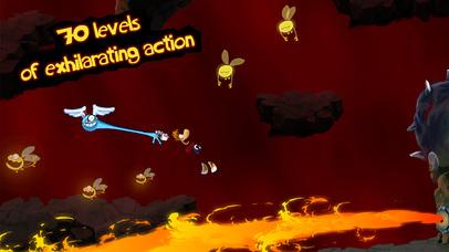 بازی محشر Rayman Jungle Run برای آیفون و آیپد - تصویر 2