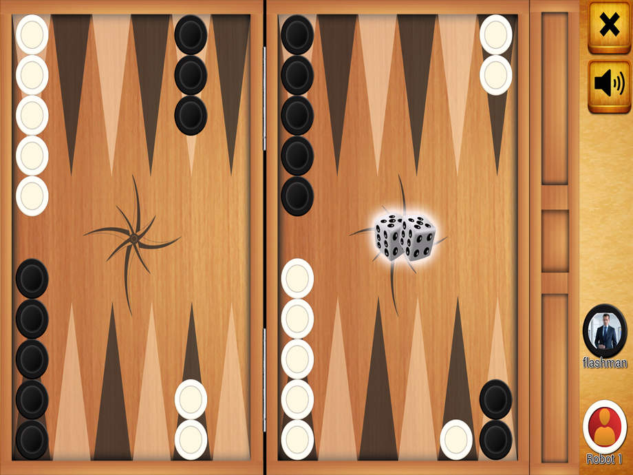 backgammon online multiplayer plakoto