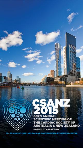 CSANZ Annual Scientific Meeting 2015