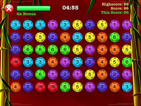 Dice Match HD screenshot 4