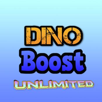 Dino Boost Unlimited LOGO-APP點子