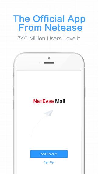 NetEase Mail