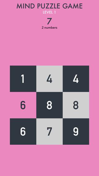 Mind Puzzle Game