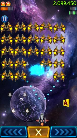 【免費遊戲App】Space Falcon Reloaded Free-APP點子