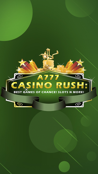A777 Casino Rush Pro: Best games of chance Slots n more