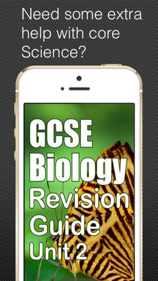 GCSE Biology Revision Guide Unit 2