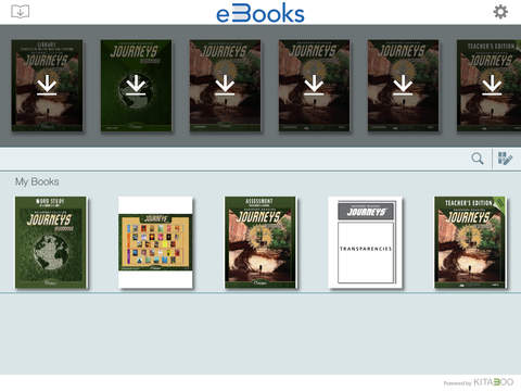 eBooks - Voyager Sopris Learning